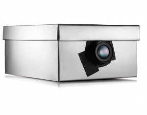 Shoebox-Projector