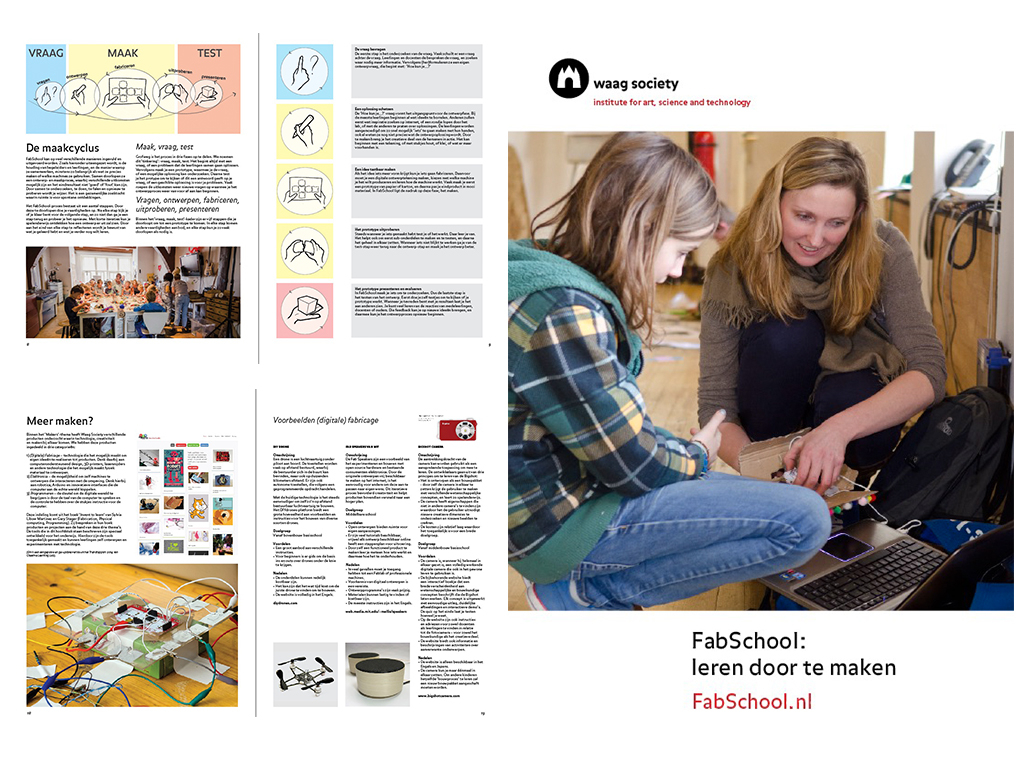 FabSchool-publicatie